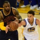 LeBron James vs Stephen Curry - Final NBA 2016 Cleveland Cavaliers vs Golden State Warriors