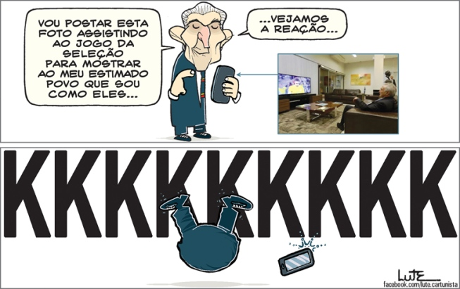 Charge do Dia (30/03/2017)