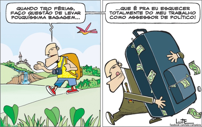 Charge do dia 16/05/2018