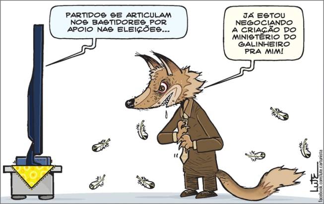 Charge do dia 21/07/2018