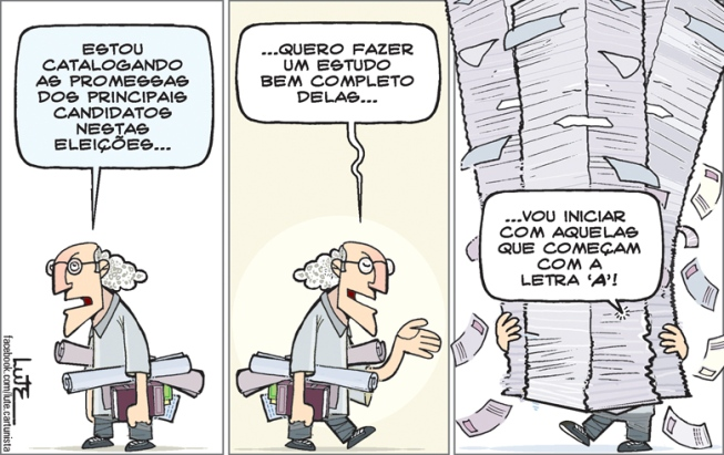 Charge do dia 19/09/2018