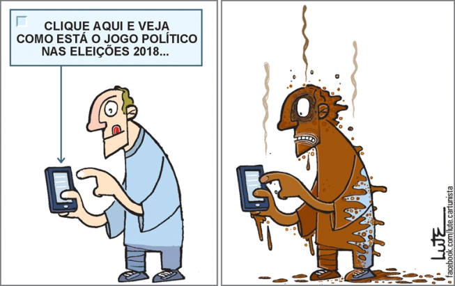 Charge do dia 24/10/2018