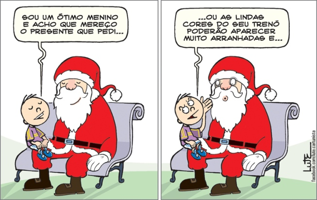 Charge do dia 22/12/2018