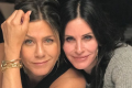 Jennifer Aniston e Courteney Cox