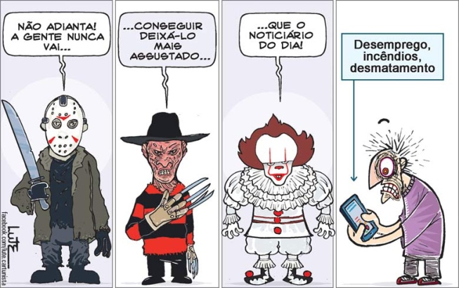 Charge do dia 14/09/2019