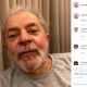 Lula no Instagram