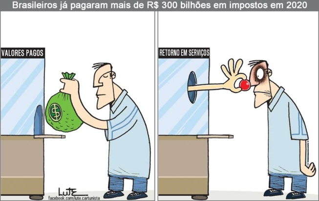 Charge do dia 07/02/2020