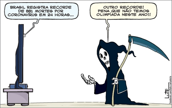 Charge do Lute 13/05/2020