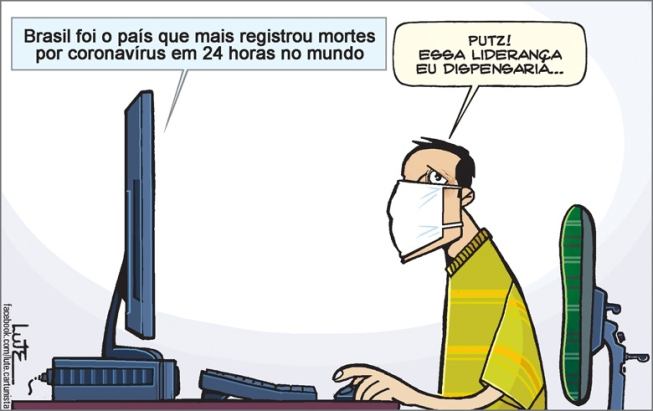 Charge do Lute - 04/07/2020