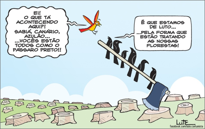 Charge do Lute - 16/07/2020