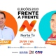 "programa ""Frente a Frente"", da Norte TV"
