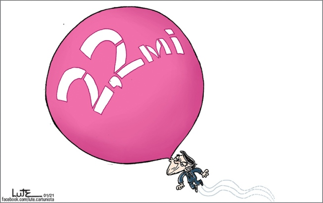 Charge do Lute - 27/01/2021