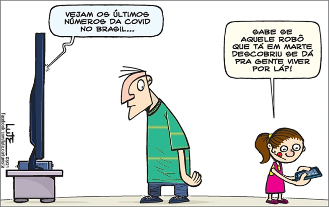 Charge do Lute - 02/04/2021