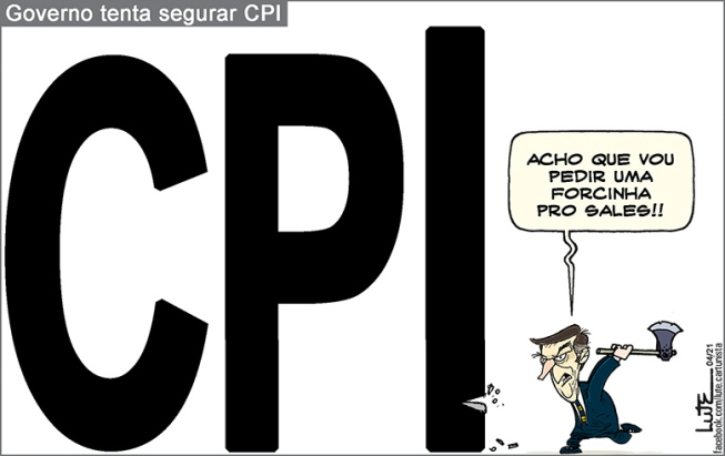 Charge do Lute - 15/04/2021